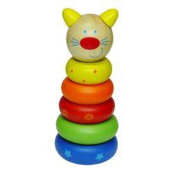 Ügyességi játékok - Montesszori cica