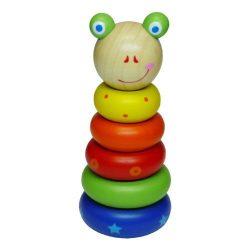 Ügyességi játékok - Montesszori békás