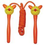 Szabadtéri játékok - Cicás ugrókötél