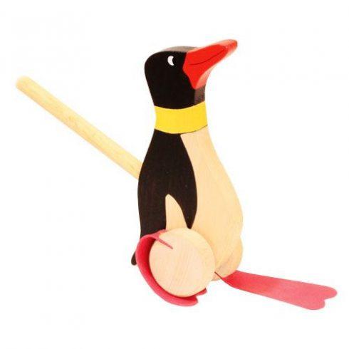 Tologatós totyogó pingvin