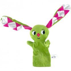 Kesztyűbábok - Kockásfülü nyúl