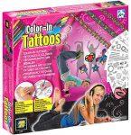 Kreatív Hobby - Tetoválás szett lányoknak, Amav