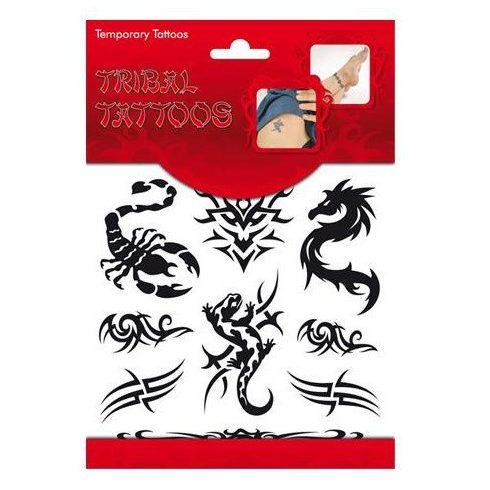Matricák tetoválások gyerekeknek - Tetkó matrica skorpió