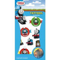 Tetoválás játékok - Thomas a gőzmozdony tetkó gyerekeknek