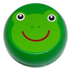 Készségfejlesztő - Ügyességi játék - Jojó békás zöld