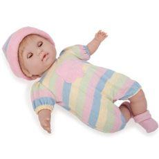 Berenguer Nonis - karakterbaba szőke színes ruhában