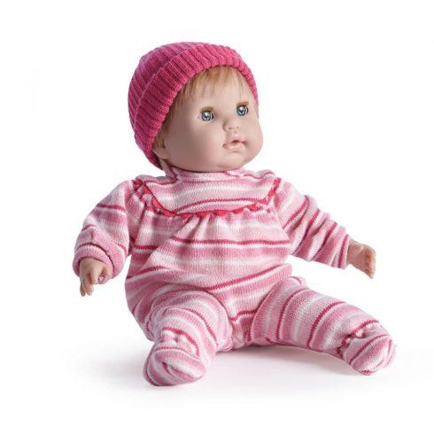 Élethű Berenguer babák - Berenguer Nonis Élethű hajasbaba csukódó szemmel