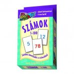 Társasjátékok gyerekeknek - Kártyák - Kártya-számok