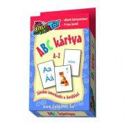 Társasjátékok gyerekeknek - Kártya ABC
