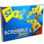 Társasjáték - Társasjátékok gyerekeknek - Szókirakó - Mattel - Junior Scrabble