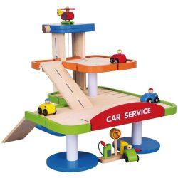 Járművek - Garázs, 2 emeletes