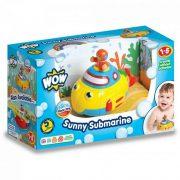 WOW Toys játékok - WOW Sunny a tengeralattjáró