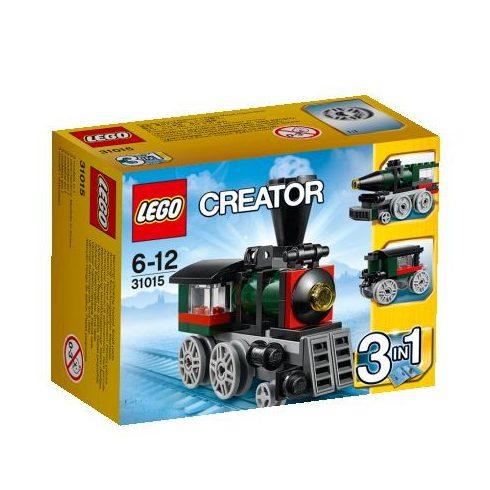 Vonat - 31015 LEGO - Smaragd expressz