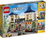 31036 LEGO - Creator - Játék és élelmiszerbolt