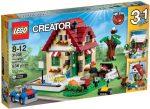 Építőjátékok - Építőkockák - 31038 LEGO Creator változó évszakok