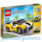 LEGO Creator - Kreatív építés - 31046 LEGO Creator Gyorsasági autó