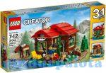 Építőjátékok - Építőkockák - 31048 LEGO Creator - Tóparti házikó