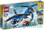 Építőjátékok - Építőkockák - 31049 LEGO Creator Ikerrotoros helikopter