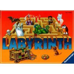 Társasjátékok gyerekeknek - Furfangos labirintus