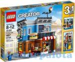 Építőjátékok - Építőkockák - 31050 LEGO Creator - Sarki csemegeüzlet