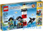 Építőjátékok - Építőkockák - 31051 LEGO Creator Világítótorony