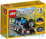 Lego - Lego Creator - 31054 Lego Creator kék expressz vonat