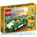 Építőjátékok - Építőkockák - LEGO 31056 Creator Zöld cirkáló