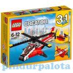 Építőjátékok - Építőkockák - 31057 LEGO Creator A levegő ásza