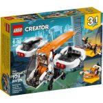 LEGO Creator - Kreatív építés - 31071 LEGO Creator Felfedező drón