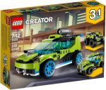 LEGO Creator - LEGO Creator 31074 Rakétás rallyautó