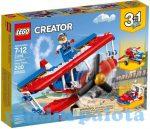 LEGO Creator - Kreatív építés - LEGO Creator 31076 Vagány műrepülőgép
