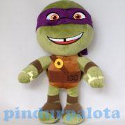 Plüss mesefigurák - Tini Nindzsa Teknőcök figura Donatello 30cm