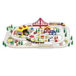 Járművek vonatok - Vonatkészlet