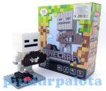 Építőjátékok gyerekeknek - Minecraft építőjáték 244 db-os