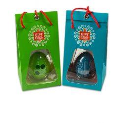 Logikai játékok - Smart Egg - Okos Tojás 3D logikai labirintus