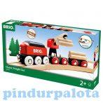 Játék vonatok - Brio vonat szett