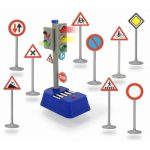 Járművek - Közlekedési lámpa