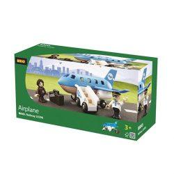 Vonat szettek - Repülőgép beszállóval - Brio