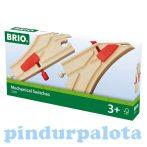 Vonatok - Brio kézi váltó