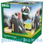 Vonatok - Brio robbanó alagút