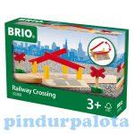 Vonatok - Brio sorompó
