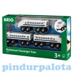 Vonatok - Brio shinkansen vonat