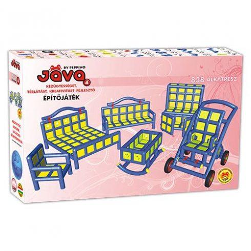 Jáva játékok - Jáva 4 építőjáték