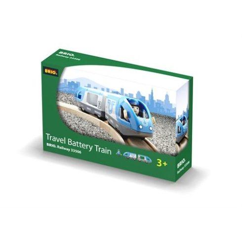 Járművek vonatok - elemes utasszállító vonat brio