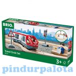 Vonatok - Brio utasszállító vonatszett