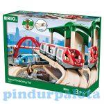 Vonatok - Nagy személyszállító vonat szett Brio