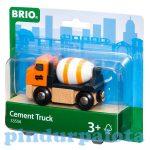 Vonatok - Brio cementszállító