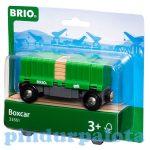 Vonatok - Szállítóvagon Brio