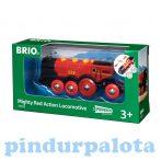 Vonatok - Brio action lokomotiv