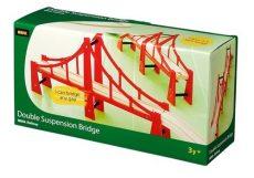 BRIO - Dupla híd